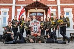 Rocznica Wymarszu Legionistów z Pilzna (12.09.2018)
